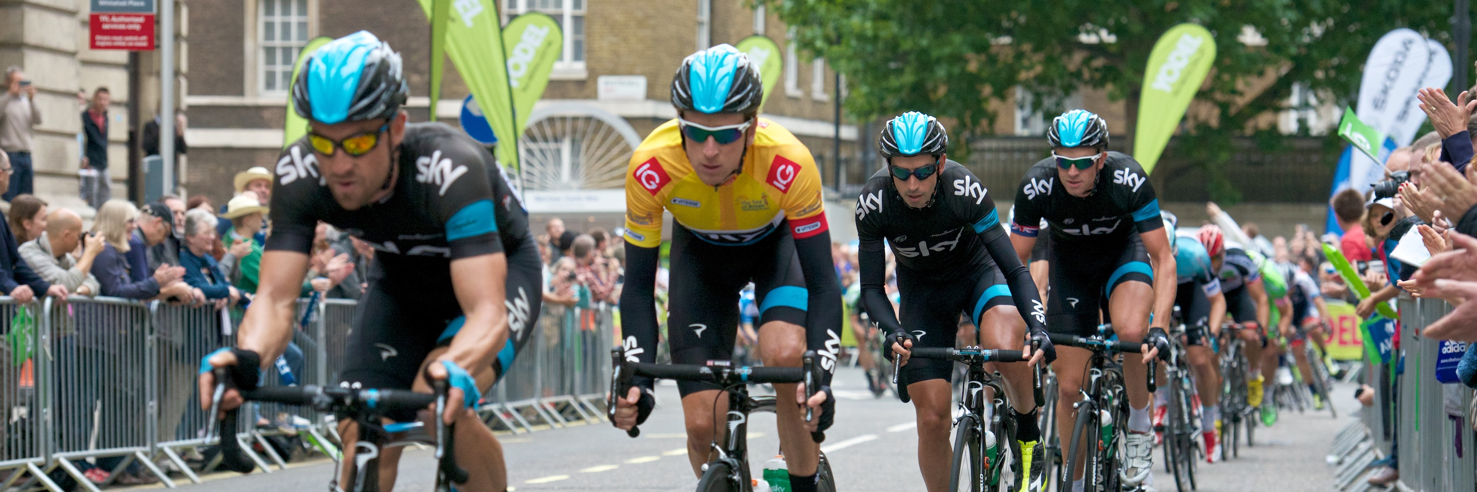 CJP - Tour of Britain 2013 - London